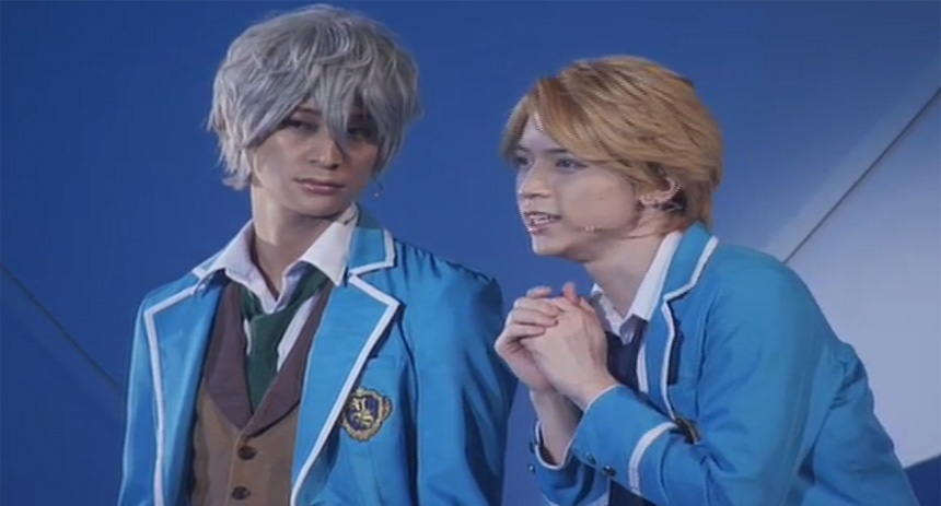 ensemble stars stage play knights