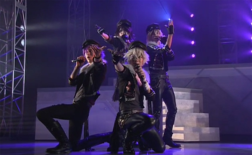 ensemble stars stage play undead